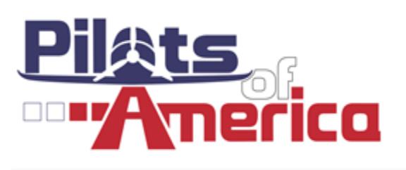 Pilots of America Forums - Logo